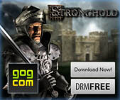 Purchase Stronghold from GOG Games.