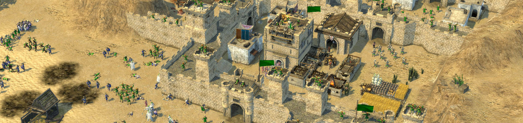 stronghold 2 deluxe crack 1.4  google