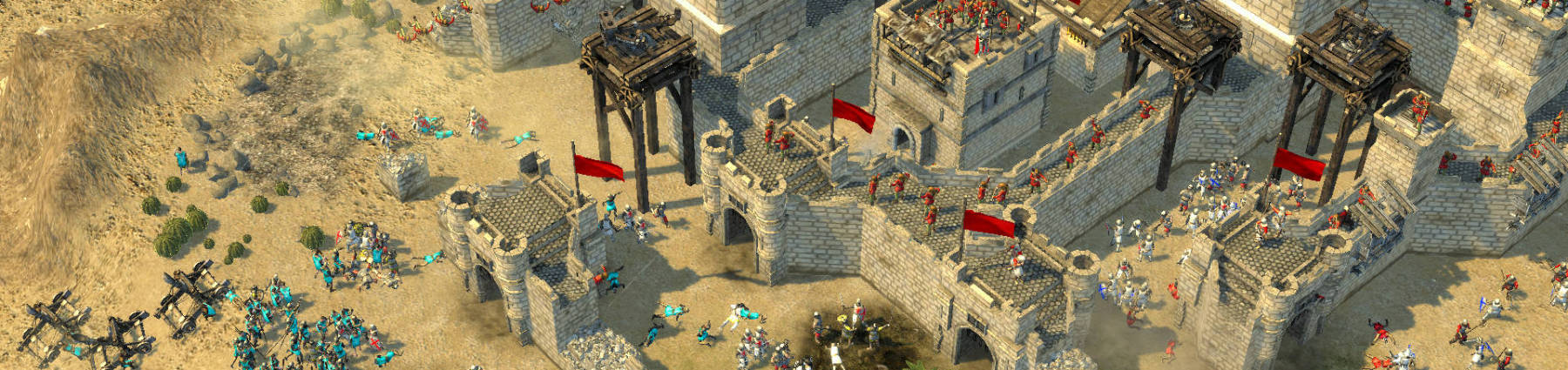stronghold crusader 2 trainer
