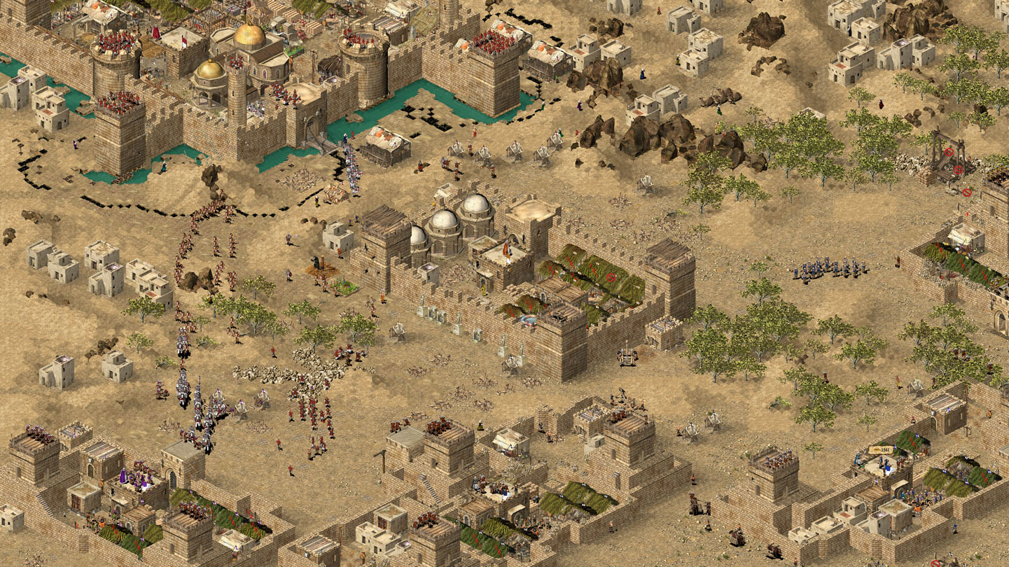 Stronghold Crusader Hd Firefly Studios